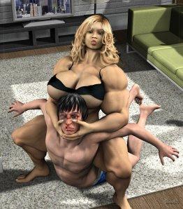 female_bodybuilder_session_8_camel_clutch_by_nth47-d722uk0
